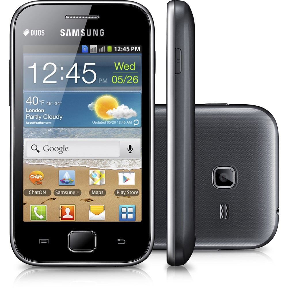 Galaxy Ace Duos S6802