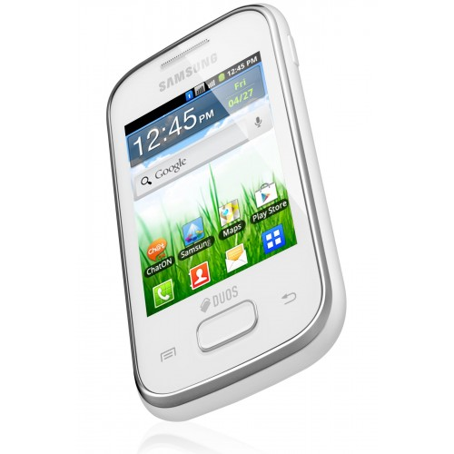 Samsung Galaxy Pocket Duos S5302 White