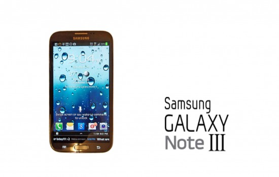 Samsung Galaxy Note III