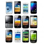 Latest Samsung Galaxy Smartphones