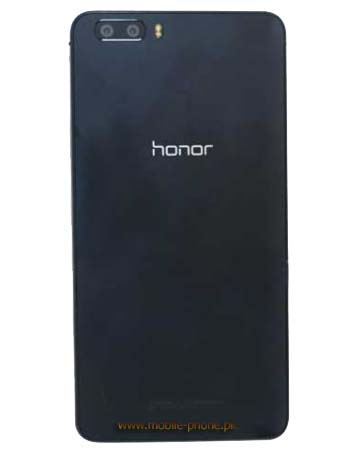Huawei Honor 6X Mobile Phone Set Picture