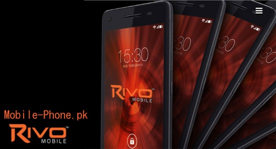 RIVO Mobiles Prices in Pakistan
